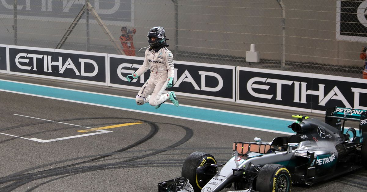 Formula 1: Hamilton wins Abu Dhabi Grand Prix title