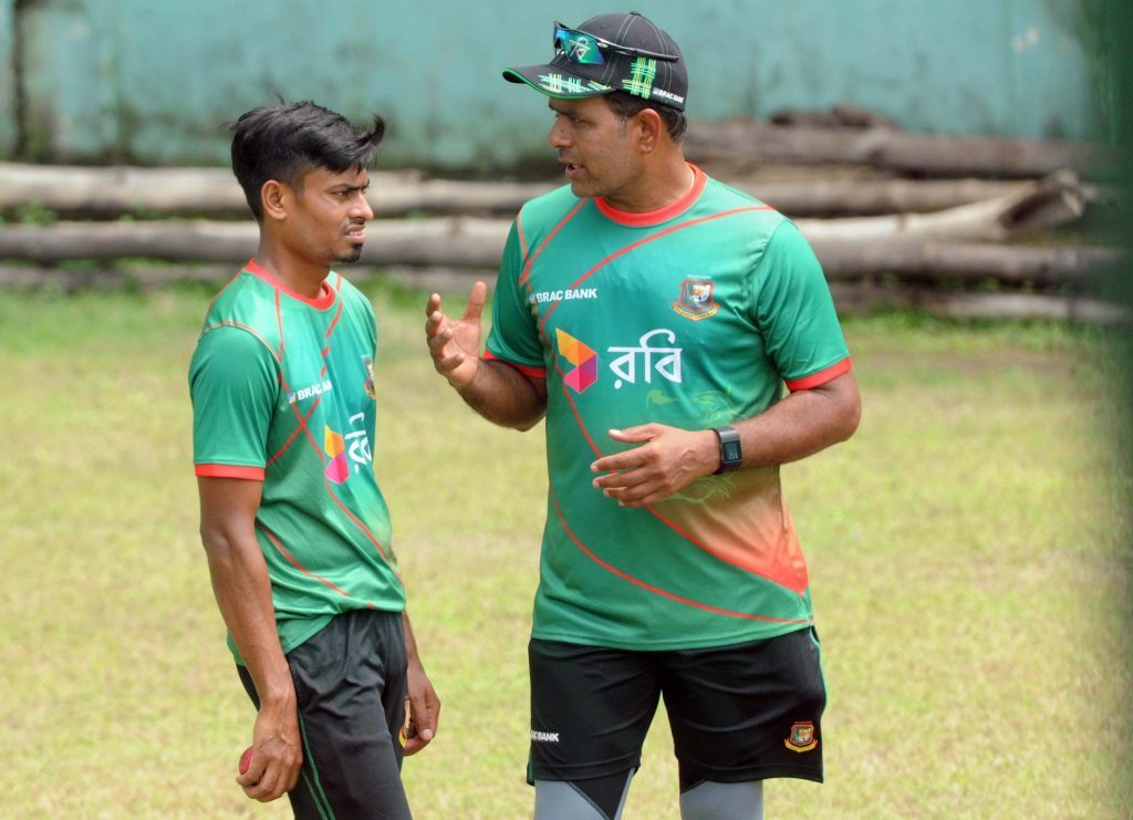 Sunil Joshi will stay connected to Bangladesh team till World Cup