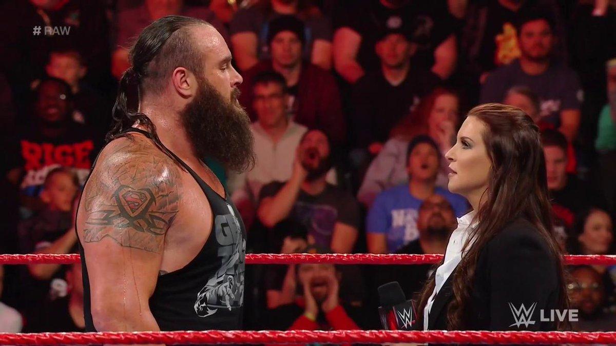 WWE रॉ रिजल्ट्स: 19 नवम्बर, 2018 2