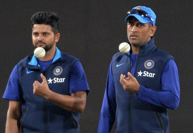 सुरेश रैना ने 5 साल बाद किया खुलासा क्यों पाकिस्तान के खिलाफ विश्व कप 2015 में धोनी ने उनसे नंबर 4 पर कराई बल्लेबाजी 3