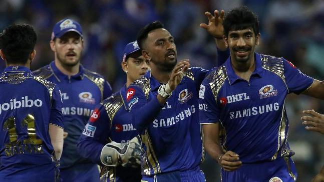 Mumbai Indians made 18 players