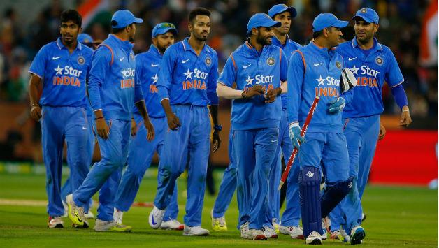 Team India sends for Australia