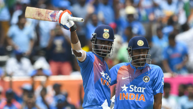 तीसरे टी-20 में केएल राहुल के पास महेंद्र सिंह धोनी को पीछे छोड़ने का मौका 1