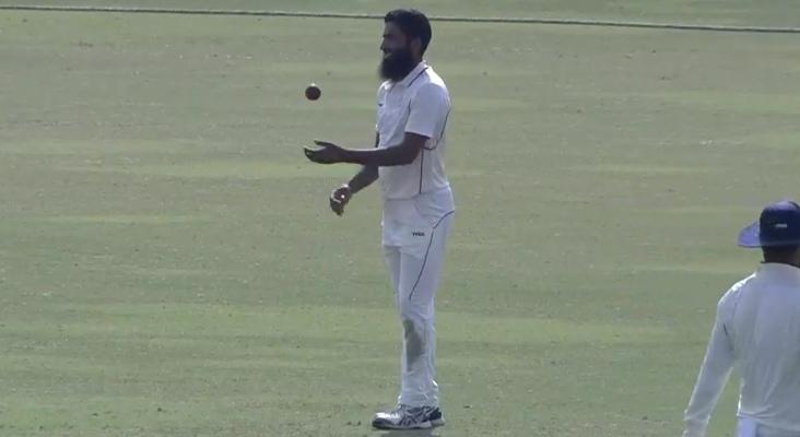 रणजी ट्रॉफी: W W W W के साथ जम्मू और कश्मीर के इस गेंदबाज ने 4 गेंदों पर 4 बल्लेबाजों को भेजा पवेलियन, रंग लाया इरफ़ान पठान की मेहनत