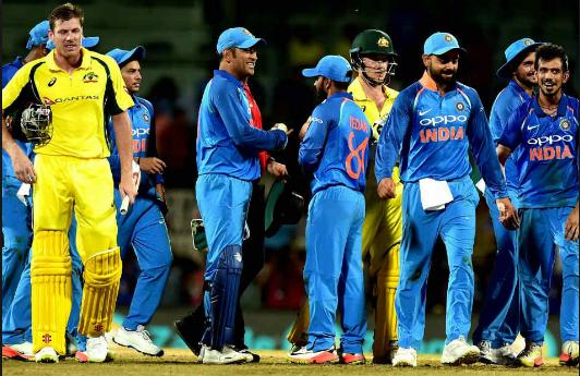 AUSvsIND- 3-0 से भारत के टी-20 सीरीज जीतने पर ऑस्ट्रेलिया को होगा नुकसान, तो इस स्थान पर पहुंच जाएगी टीम इंडिया 4