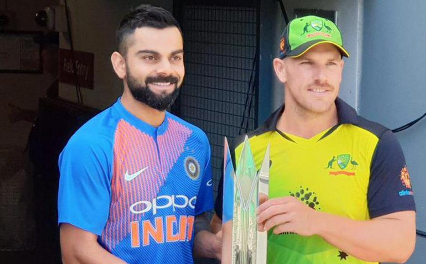 ब्रिस्बेन टी-20 : बेदम कंगारुओं के खिलाफ विजयी आगाज चाहेगा भारत 1