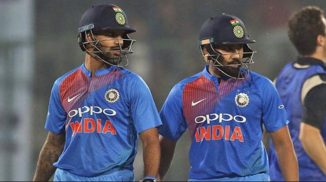 दूसरे टी-20 मैच में इस नई ओपनिंग जोड़ी के साथ उतर सकती है भारतीय टीम 1