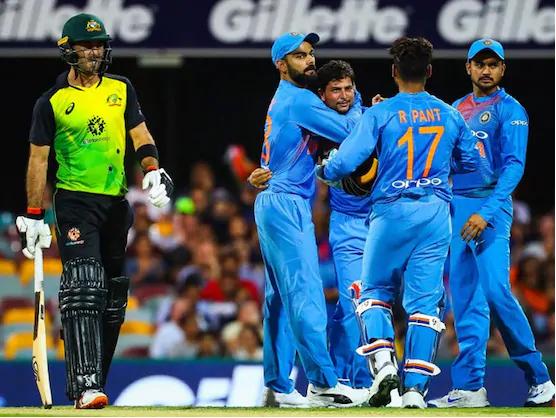 AUSvsIND : दूसरा टी-20 मैच हुआ रद्द, भारत को हुआ ये बड़ा नुकसान 63