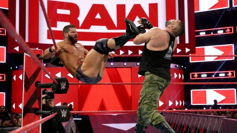 WWE रॉ रिजल्ट्स: 26 नवम्बर, 2018 3