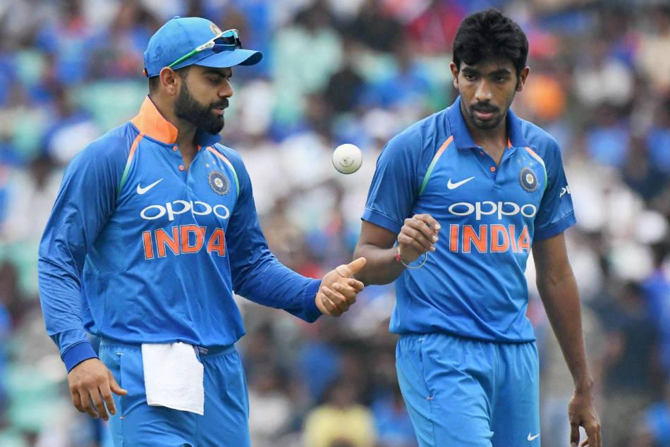 Kohli, Bumrah remain on top of ICC ODI ranking
