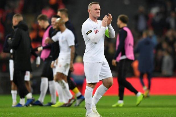 Football: England beat America in the farewell match of Rooney