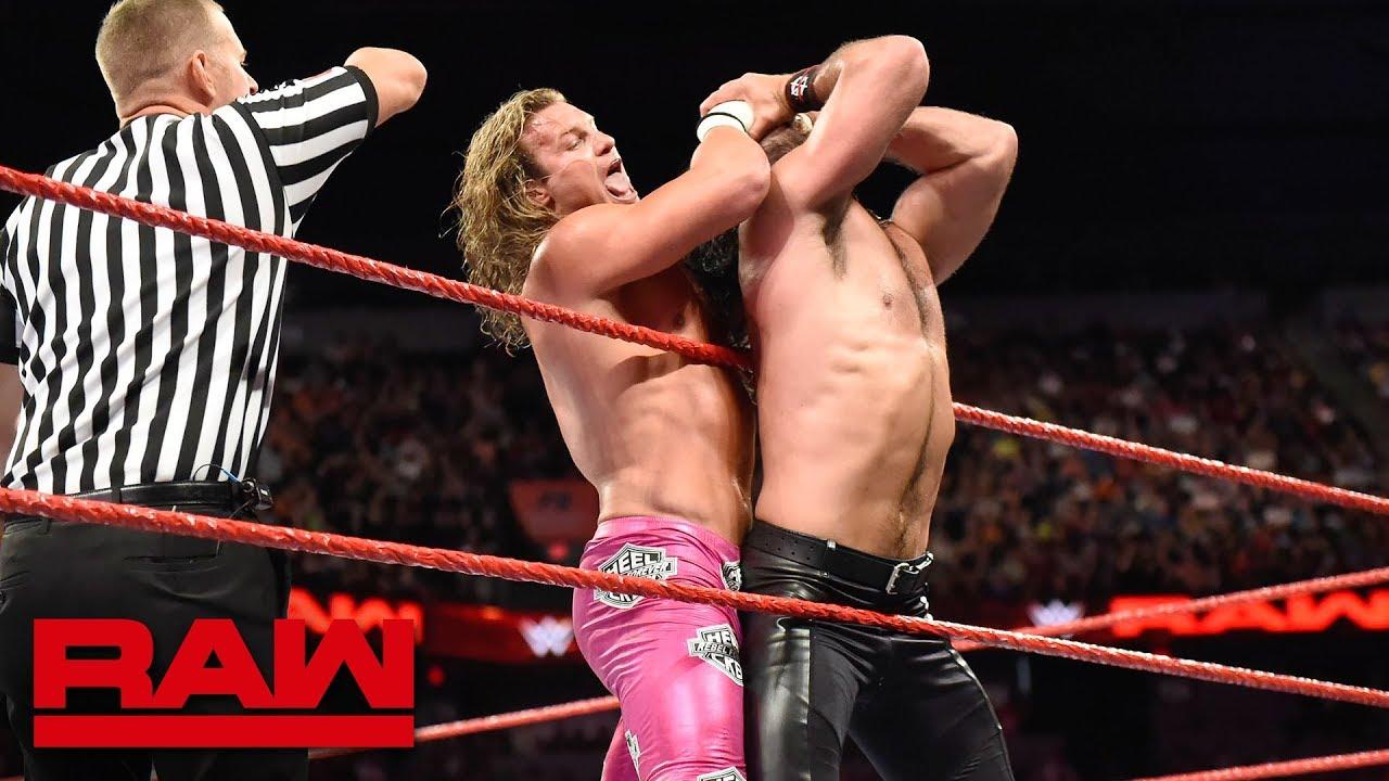WWE रॉ रिजल्ट्स: 26 नवम्बर, 2018 4