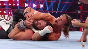 WWE रॉ रिजल्ट्स: 5 नवम्बर, 2018, सैथ रोलिंस के साथ नहीं उतरे डीन एम्ब्रोज, छिनी टैग-टीम चैंपियनशिप 5
