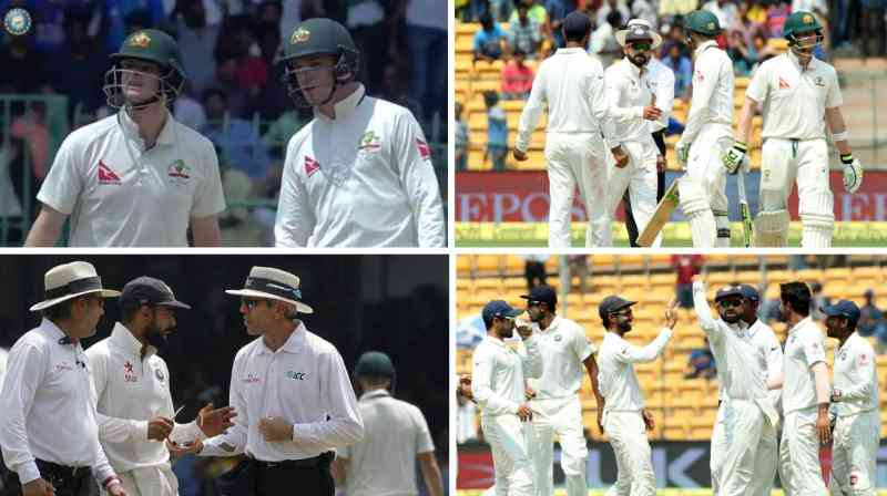 AUSvsIND- भारत और ऑस्ट्रेलिया के टेस्ट क्रिकेट इतिहास के ये पांच विवाद जो रहे सबसे ज्यादा चर्चा में 7