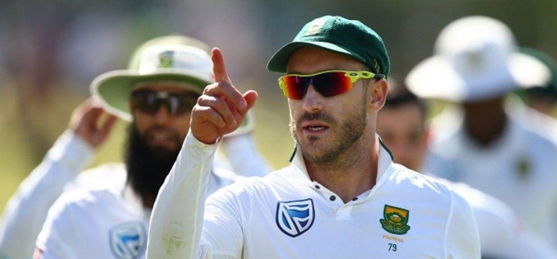 Avoid colliding with Kohli, advice to Duplessis Australia
