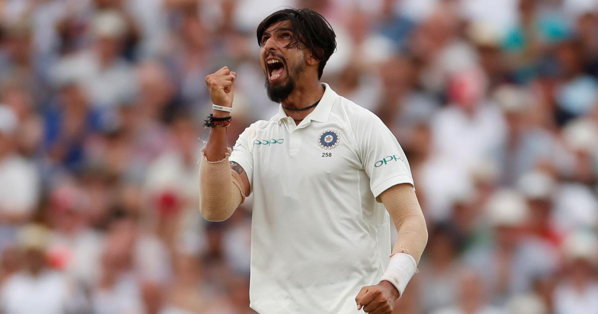 Australia aim to win Test series: Ishant