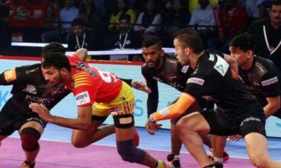 Pro Kabaddi League: Gujarat defeated U-Mumba by 39-35 in a tough match