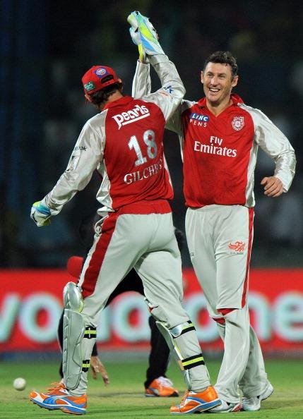 इंडियन प्रीमियर लीग 2012: पारी में सबसे बेहतरीन गेंदबाजी स्ट्राइक रेट 6