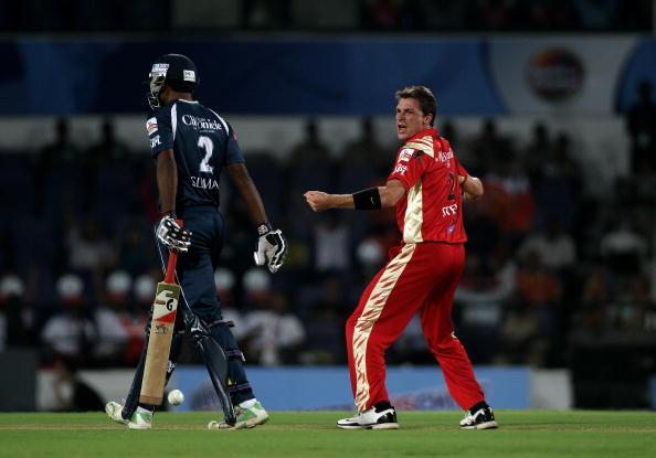 इंडियन प्रीमियर लीग 2010: सबसे ज्यादा डॉट गेंद 17