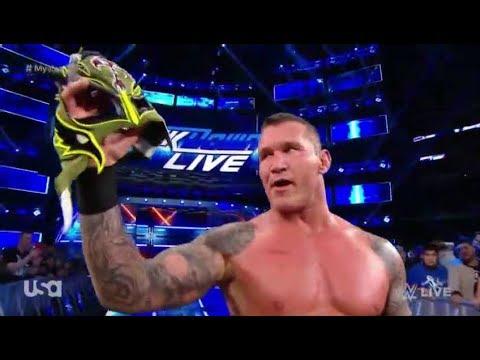 WWE स्मैकडाउन रिजल्ट्स: 20 नवम्बर,2018