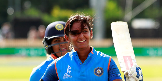 India beat England by a stormy Harmanpreet
