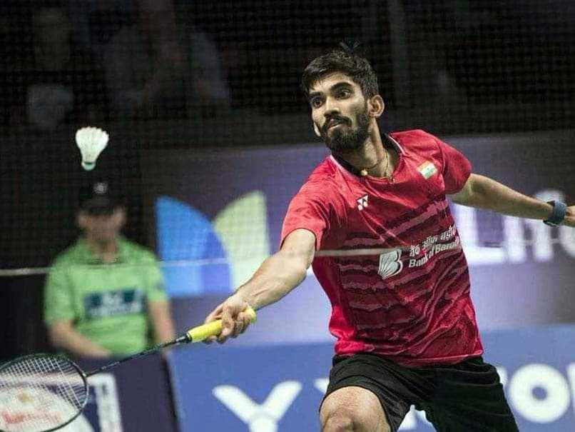 Badminton: Srikanth in Hong Kong Open quarter-finals