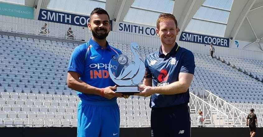इंग्लैंड, भारत में 4 टेस्ट, 3 वनडे और 5 टी-20 मैच खेलेगा : बीसीसीआई अध्यक्ष सौरव गांगुली 5