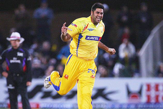 इंडियन प्रीमियर लीग 2008: सबसे ज्यादा मेडेन ओवर 1