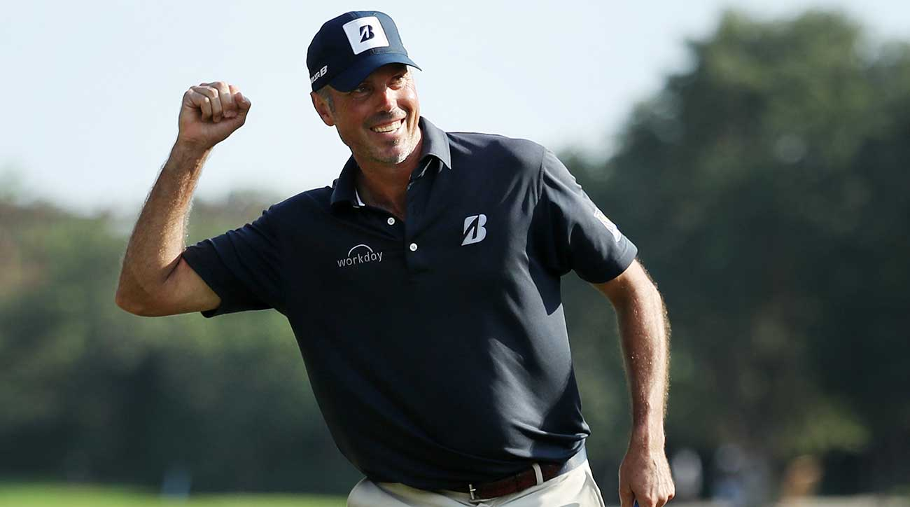 Golf: Matt won the title of Mayakoba Classic