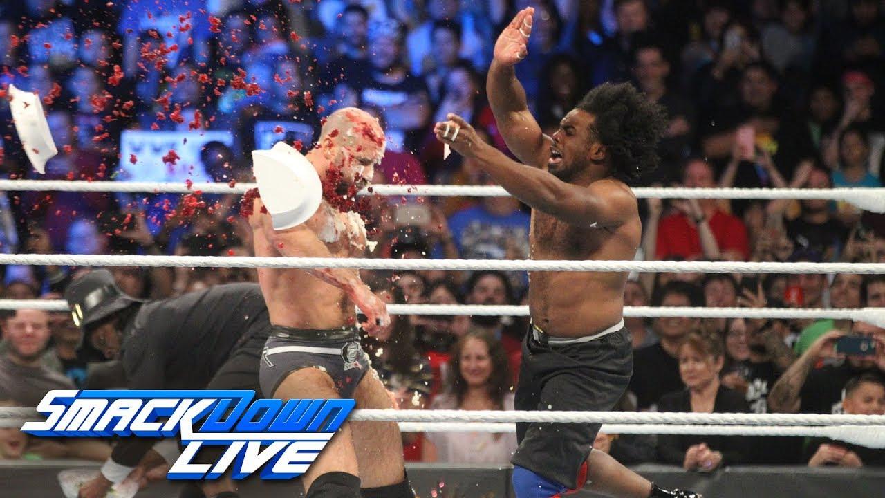 WWE स्मैकडाउन रिजल्ट्स: 20 नवम्बर,2018 3
