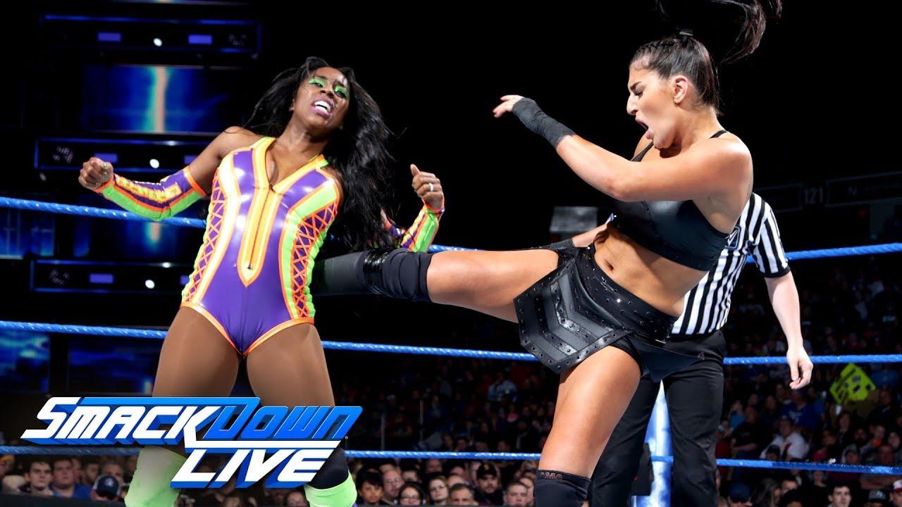 WWE स्मैकडाउन रिजल्ट्स: 20 नवम्बर,2018 4