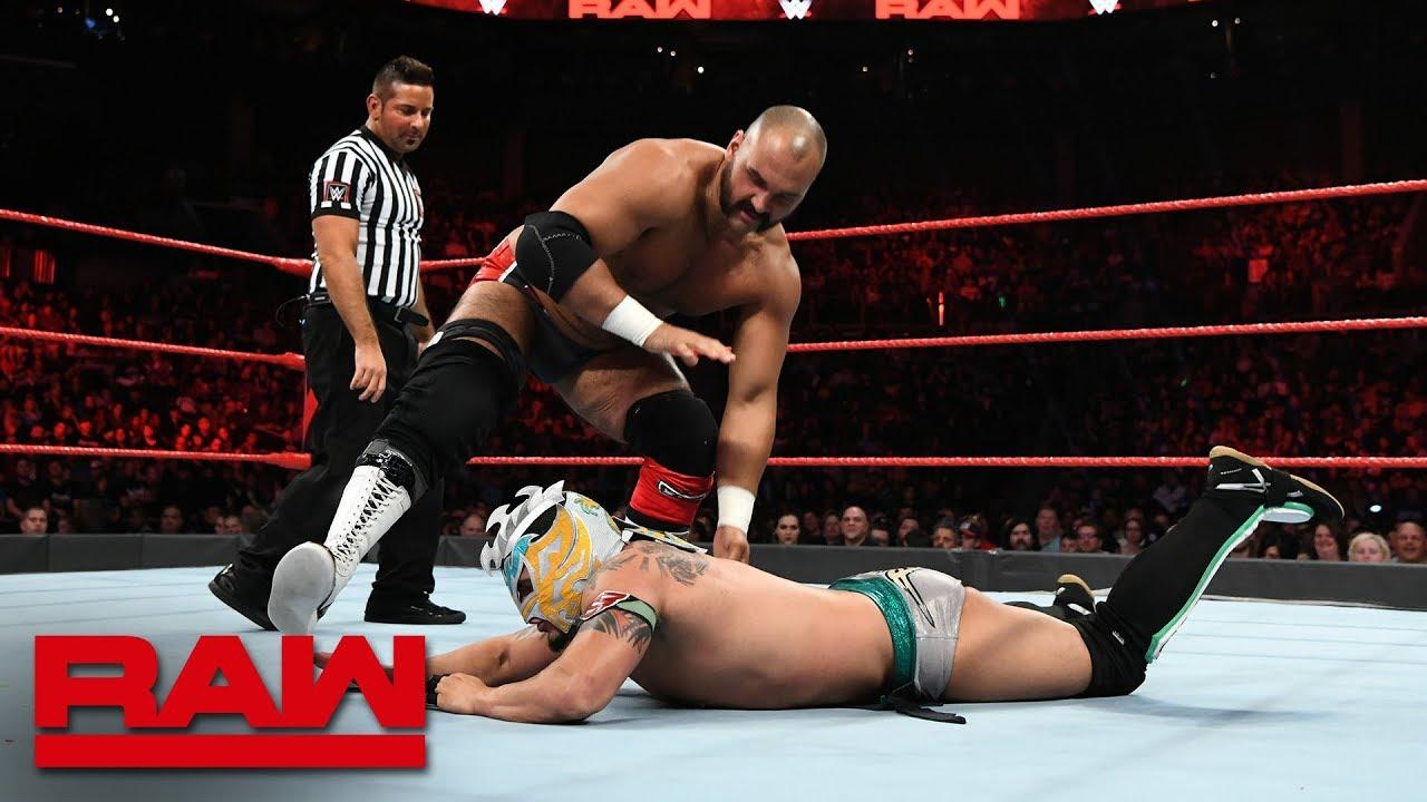 WWE रॉ रिजल्ट्स: 19 नवम्बर, 2018 4