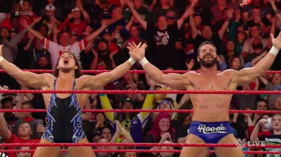WWE रॉ रिजल्ट्स: 19 नवम्बर, 2018 6