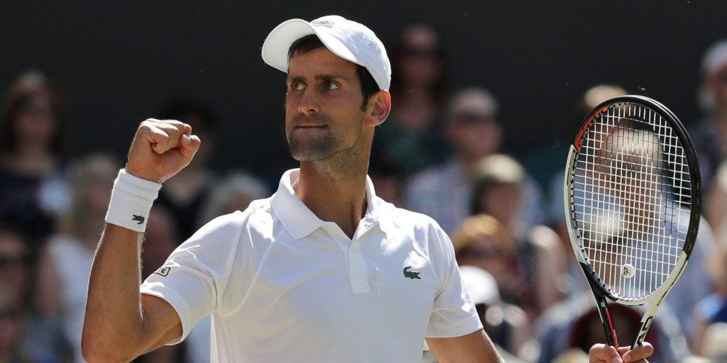 ATP Finals: Djokovic Eliminated Silic