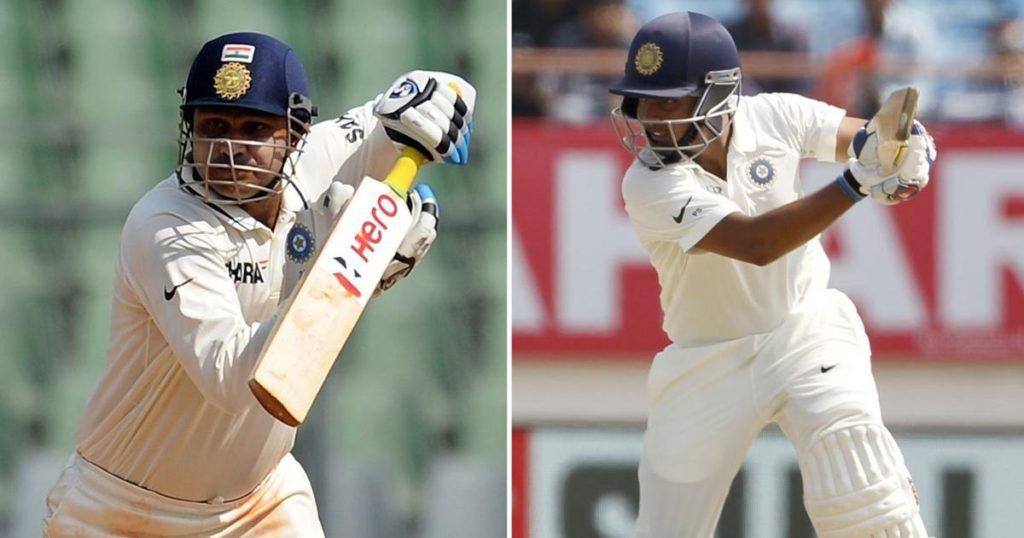सहवाग ने ऑस्ट्रेलिया के खिलाफ टेस्ट मैचों में इन दो बल्लेबाजों से ओपनिंग कराने का दिया सुझाव 2