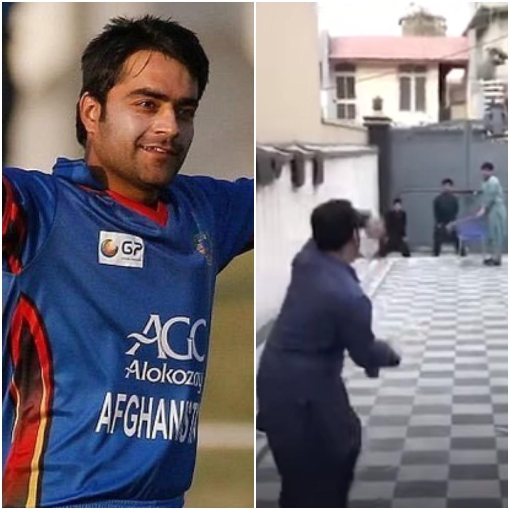 वीडियो : राशिद खान के बड़े भाई ने मचाई धूम, राशिद से भी ज्यादा गेंद को कराते हैं टर्न 7