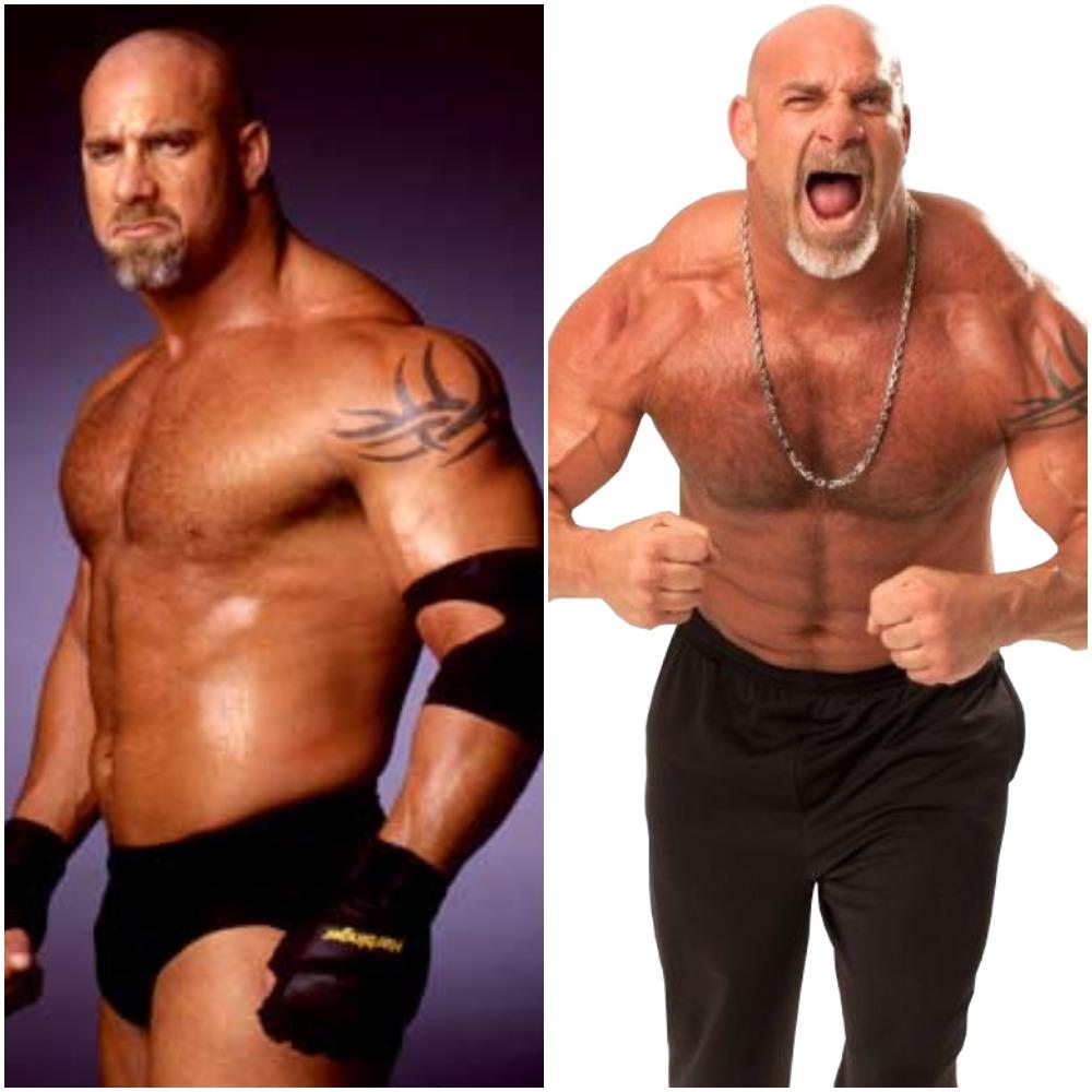 पचास की उम्र में भी युवाओं को पीछे छोड़ रहे हैं ये WWE रेसलर 1