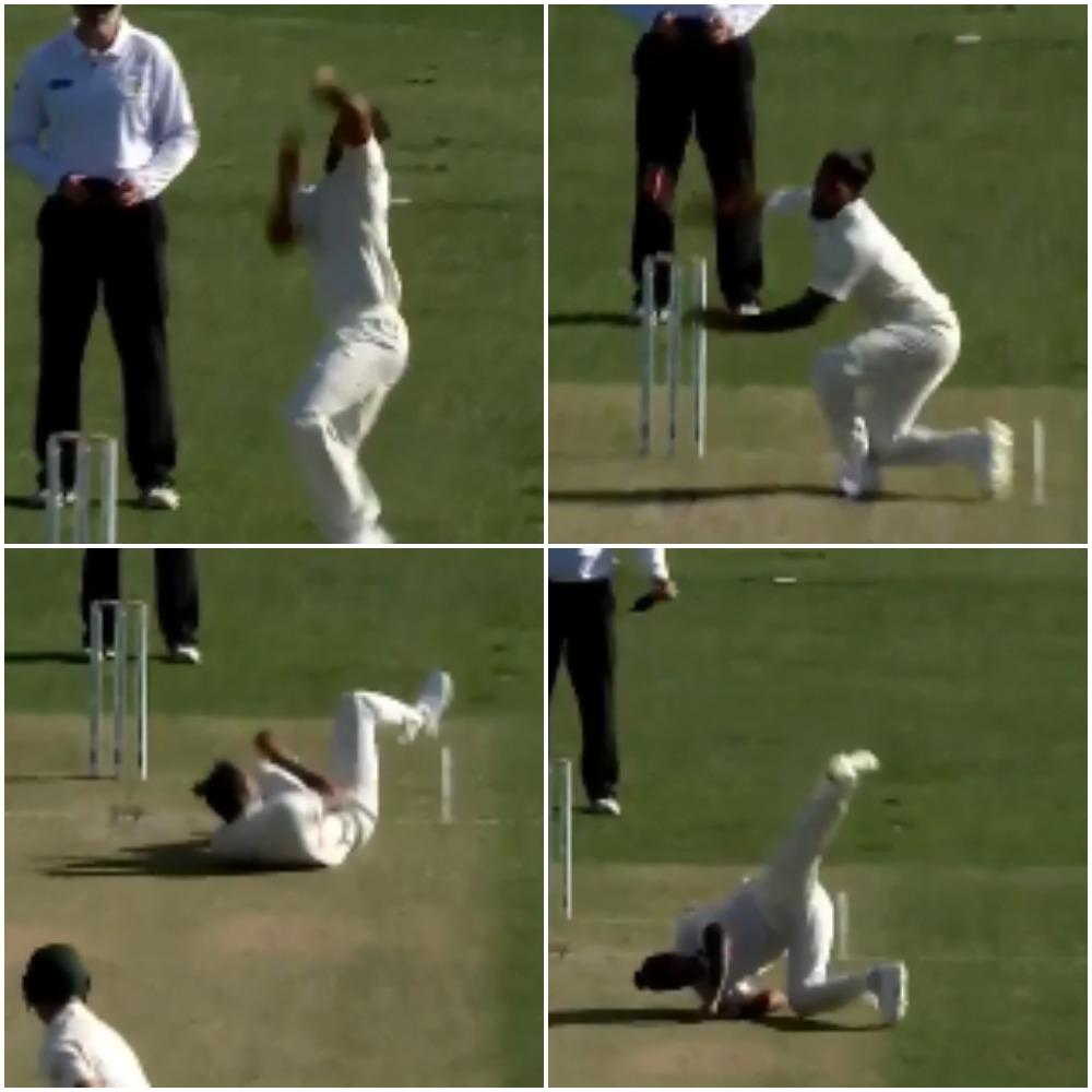 वीडियो: ऑस्ट्रेलिया के खिलाफ अभ्यास मैच में गेंदबाजी के दौरान उमेश यादव के साथ हुआ दर्दनाक हादसा, परेशान हुई भारतीय टीम