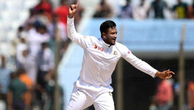 Shakib joins Bangladesh team for Test series