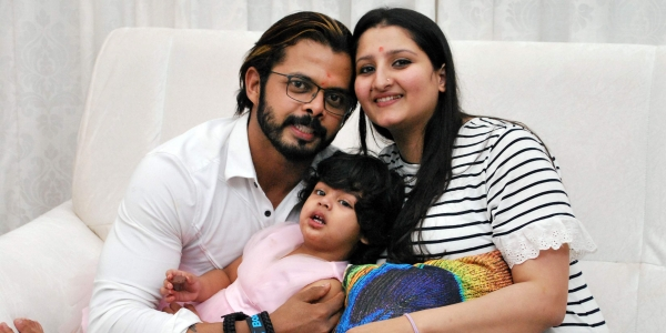 बीसीसीआई के नाम श्रीसंत की पत्नी का खुला पत्र, मैच फिक्सिंग पर किया ये खुलासा 13