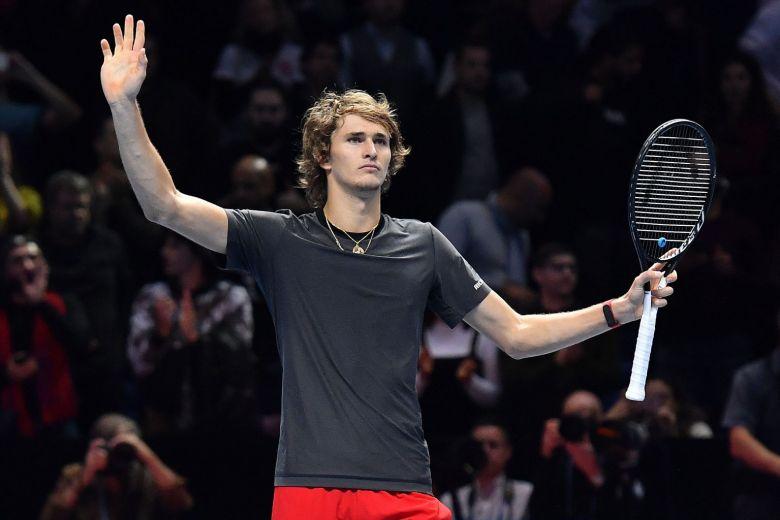 टेनिस : वर्ल्ड नम्बर-1 को हराकर एटीपी फाइनल्स खिताब जीते ज्वेरेव 1