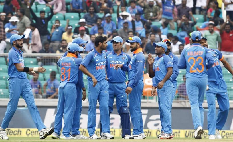 3-1 से सीरीज जीतने के बाद भुवनेश्वर कुमार और कुलदीप यादव ने विश्वकप को लेकर किया ये ऐलान 1