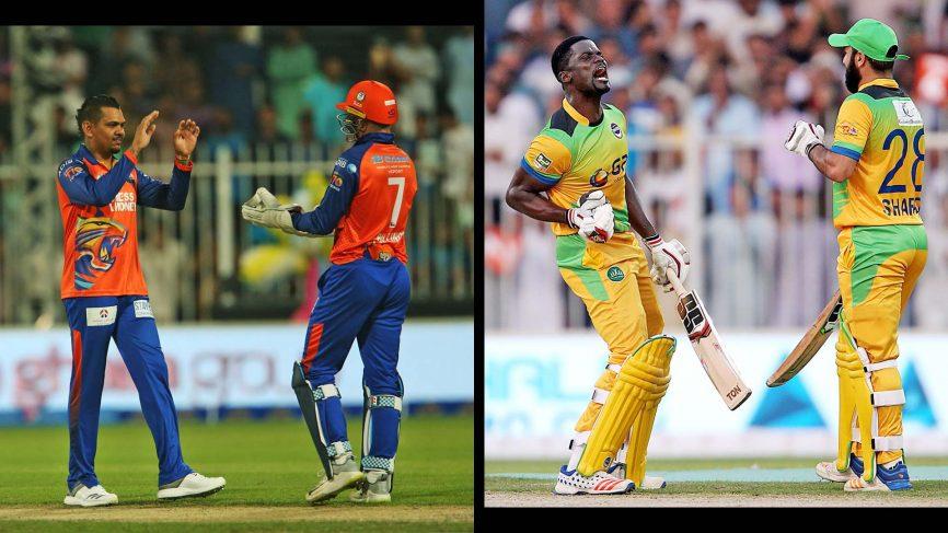 टी 10 क्रिकेट लीग: पख्तून ने बंगाल टाईगर्स को दी करारी मात, जीत में चमका यह दिग्गज भारतीय खिलाड़ी 1