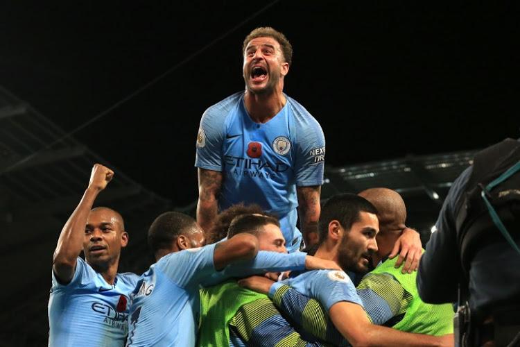 Premier League: City won 3-1 to Manchester Derby