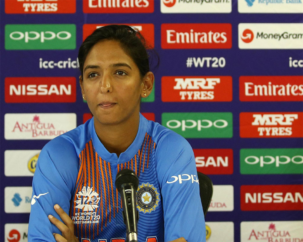 When you have a good team you have to do well: Harmanpreet