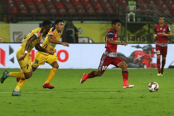 ISL-5: Delhi to challenge Jamshedpur in his house today