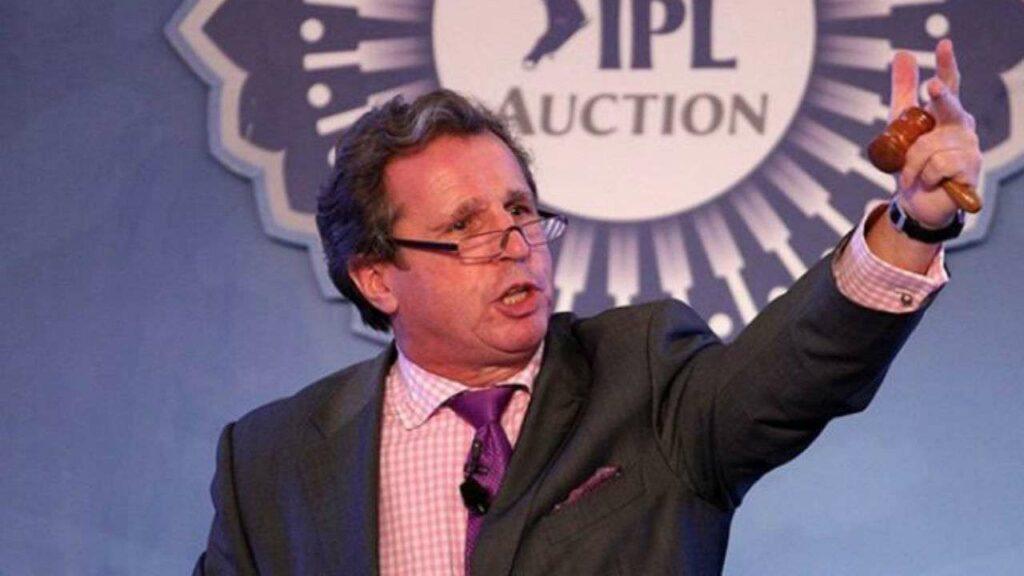 बीसीसीआई पर भड़के आईपीएल की 11 सालो से नीलामी कर रहे रिचर्ड मेडले, नये नीलामीकर्ता के नाम का किया खुलासा 3
