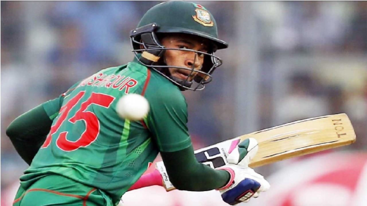 बांग्लादेश क्रिकेट बोर्ड ने इस कारण से मुशफीकुर रहीम को नहीं दी मीरपुर में प्रैक्टिस की इजाजत 15