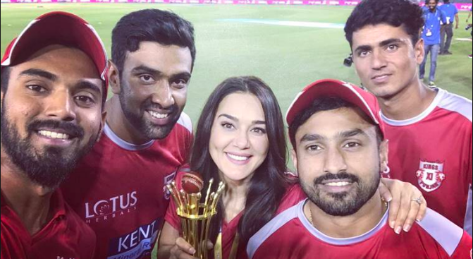 CONFIRM : आईपीएल 2019 के लिए किंग्स इलेवन पंजाब की मालकिन प्रीति जिंटा ने अपने कप्तान का किया ऐलान 6
