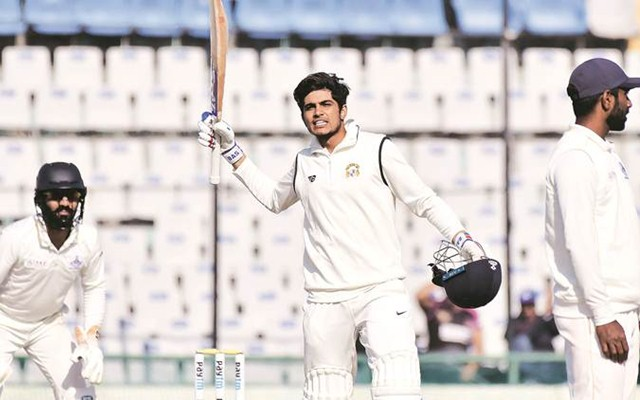 Ranji Trophy: Mizoram needs 179 runs to win